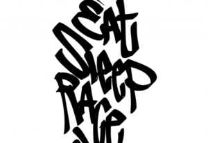 我會幫你製作屬於你的街頭字體