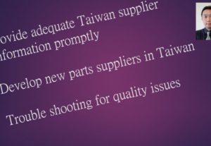 幫您找到合適的產品供應商(各式零組件的生產工廠或系統廠家)