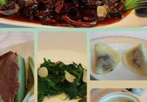 味蕾饗宴—菜單設計